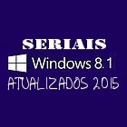 Windows 8.1 Seriais atualizados 2015