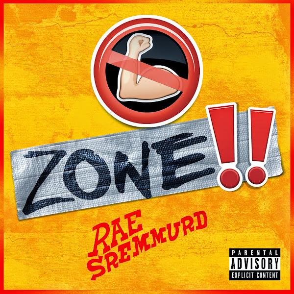 Rae Sremmurd - No Flex Zone - Single Cover
