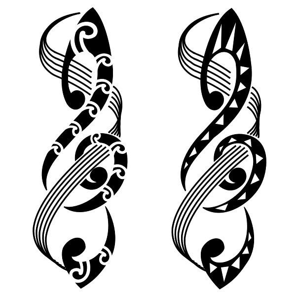 Maori Tattoo Design Wallpaper Wp300369: GRIFFE TATTOO: Coletânea De Tribal