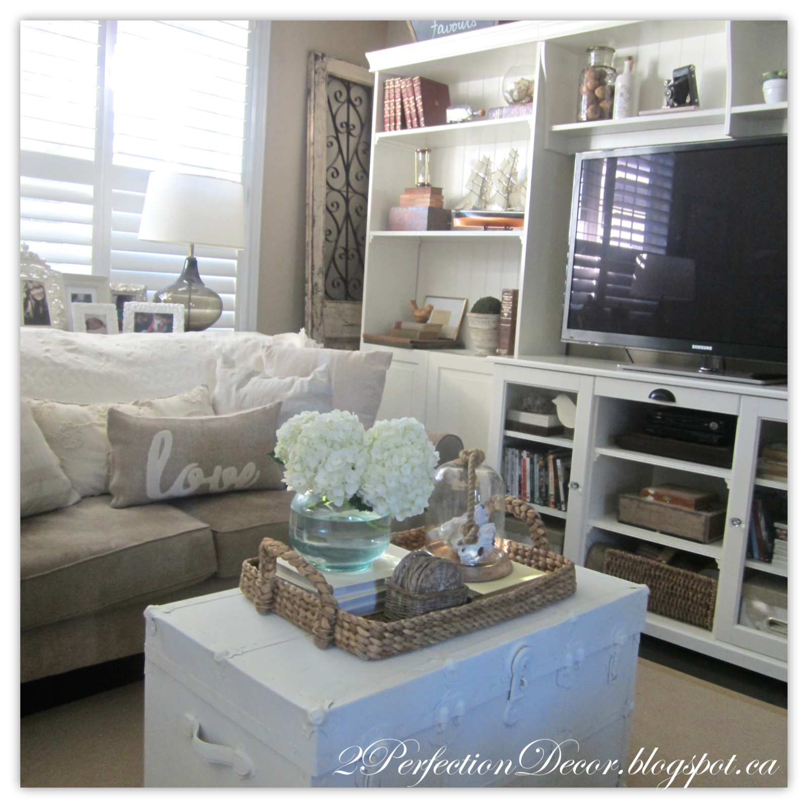 2Perfection Decor Fall Home Tour Part 2