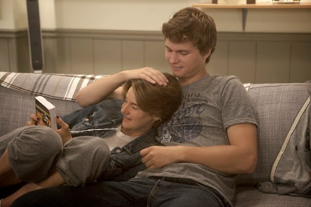 Fault In Our Stars movie still