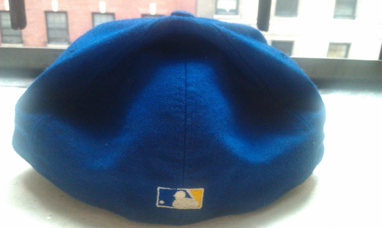 1990's Seattle Mariners New Era Cap - MLB Batter-man Logo