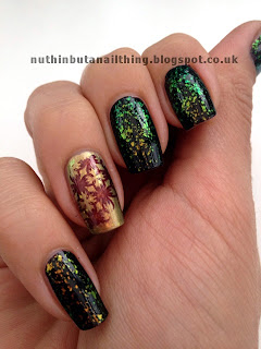 Nail Pop Flakie Polish