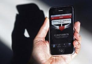 Crean una aplicación para confesarse desde el teléfono