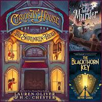 Curiosity House, A Pocket Full of Murder, The Blackthorn Key
