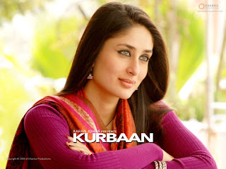 Photos of Kareena Kapoor in Kurbaan