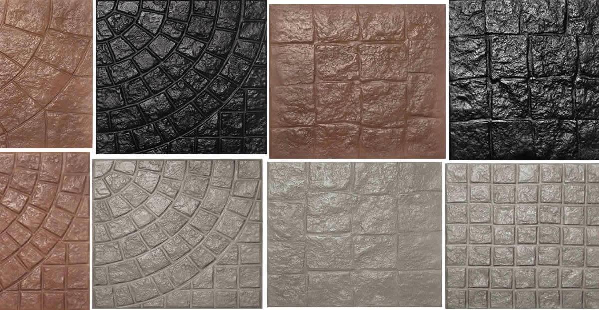 Pintar baldosas exterior de cemento blog tu hormigon impreso for Baldosa hormigon exterior