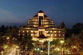 Bangunan Hotel Grand Quality Yogyakarta