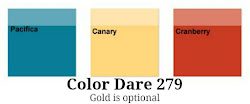 Color Dare #279 - Closes Thur Feb 15th