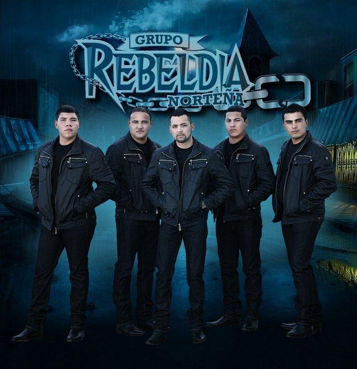 Descargar Grupo Rebeldia Norteña - Iniciales EBF - El Chavo Felix - Corridos En Vivo 2013