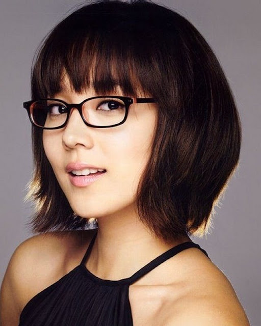 The Extraordinary Asian Short Hairstyles For Women 2015 Photograph