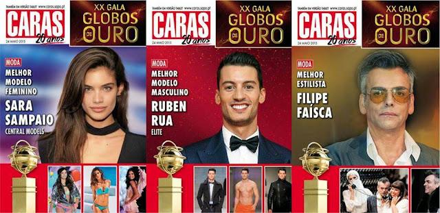 vencedores globo de ouro, moda, 2014