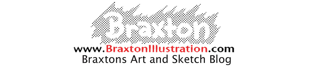 Braxtons Art and Sketch Blog