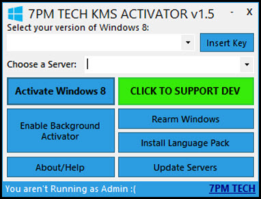 Windows+8+KMS+Activator Windows 8 KMS Activator v1.5.1