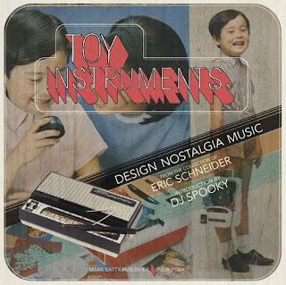 Toy Instruments (2010), recorrido visual por la historia de los juguetes musicales electrónicos a través de la colección de Eric Schneider