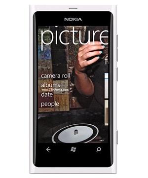 Nokia Lumia 800 Blanco Tienda Claro Perú