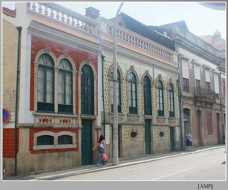 Lurdelinhas ovar a cidade do azulejo for Casa del azulejo