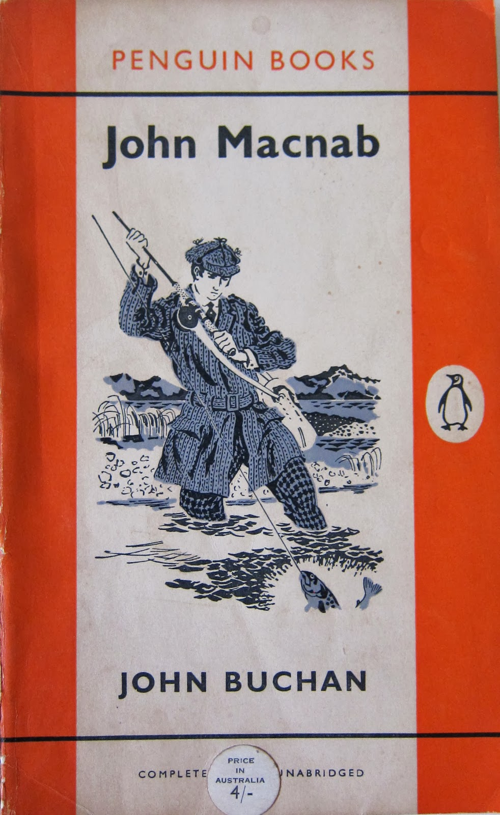 Penguin Book Covers Vintage ~ Vintage penguins covers by stephen russ part one