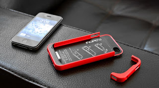 Offgrid Battery Case