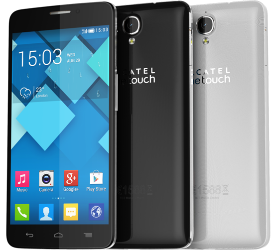 Alcatel One Touch IDOL X+ Officially Released: 5-inch Octa-core Processor