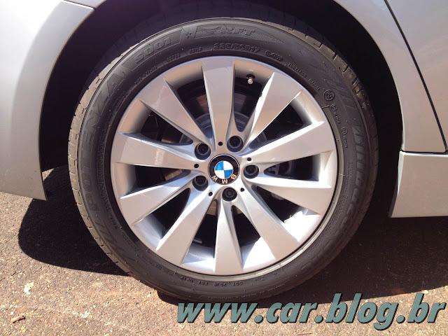 BMW 320i 2013 - rodas de 17