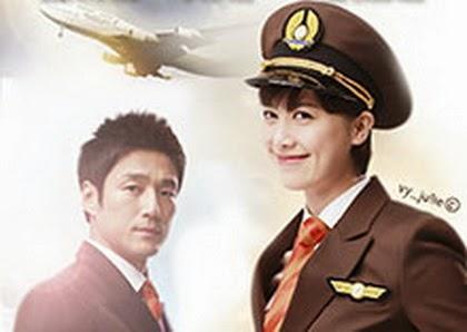 Nữ phi công xinh đẹp