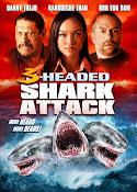 El ataque del tiburón de tres cabezas (2015)