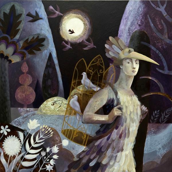 Sarah Young. Artista