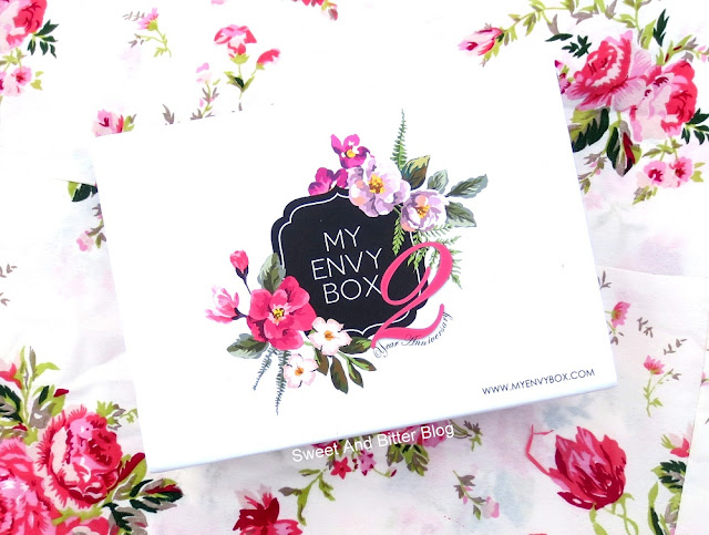 My Envy Box October 2nd Anniversary Edition