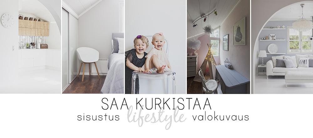 Saa Kurkistaa blogi