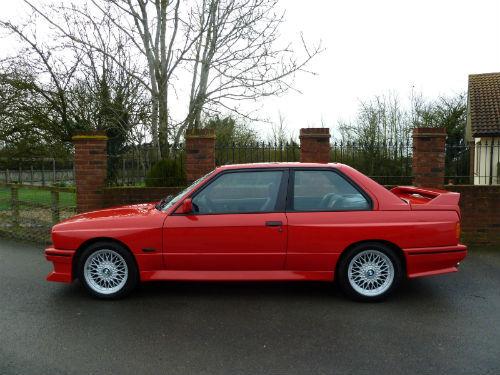 Speedmonkey: Spotted - Jay Kay\'s BMW E30 M3 Evo 2