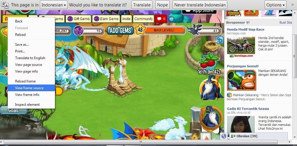 dragon city hack download