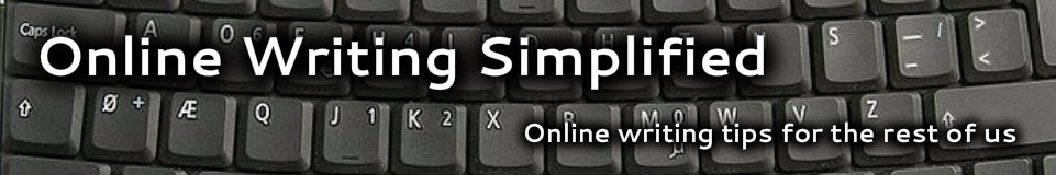 Online Writing Simplified