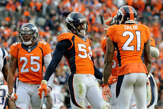 FÚTBOL AMERICANO (NFL Final AFC) - La defensa de Broncos galopa hacia la SuperBowl