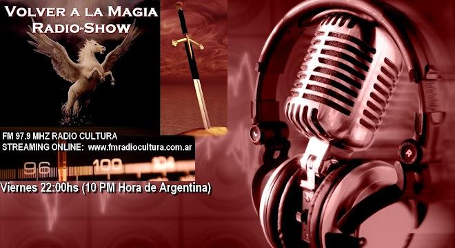VIERNES a las 10 de la NOCHE (10 PM - Hora de Argentina)
