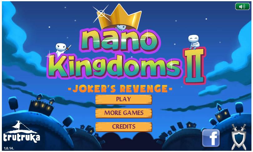 Armor Game : Nano Kingdoms 2