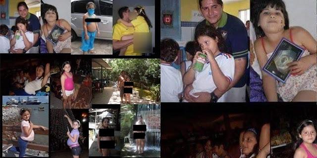 Sebarkanlah! Ayah ini Tega Bikin Bunting Anak Gadisnya yang Berusia 10 Tahun dan dijadikan Kekasih, Geblek!