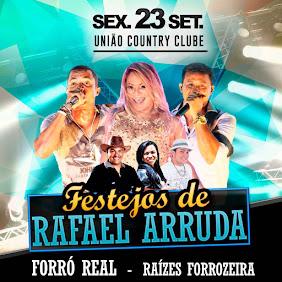 FESTEJOS DE RAFAEL ARRUDA