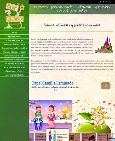http://www.bosquedefantasias.com/poemas-infantiles-cortos/