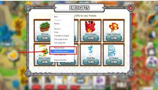 Cara Mendapatkan User ID san dan Session ID Dragon City