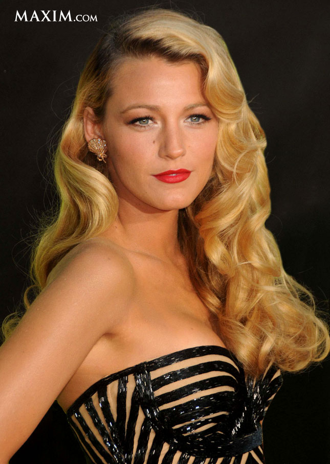 Maxim Hot 100 2013 - #24 Blake Lively