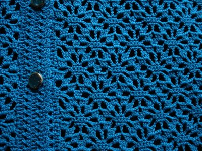 Square Neck Vest - Crochet Clothes - Crochet Sweater & Top