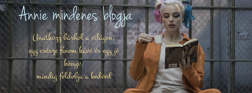 Annie mindenes blogja