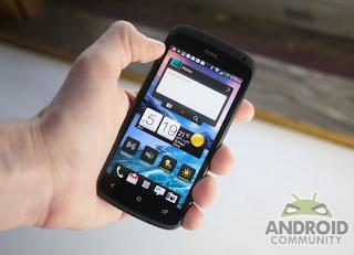 Harga dan Spesifikasi HTC Ville C