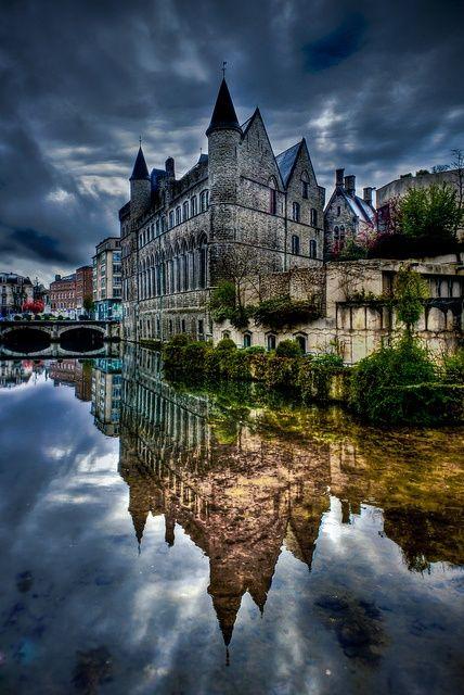 Ghent,Belgium