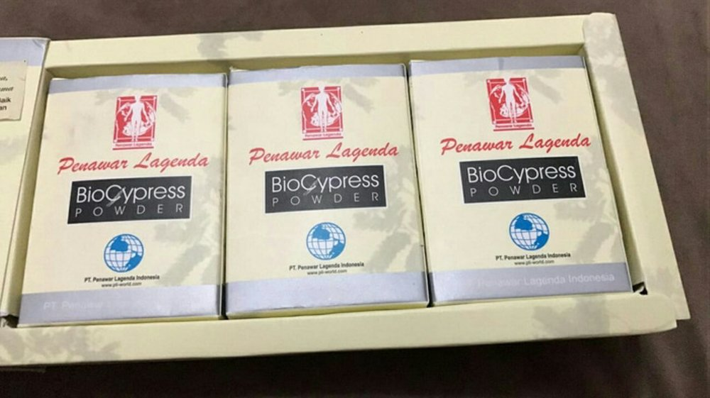 Biocypress Powder
