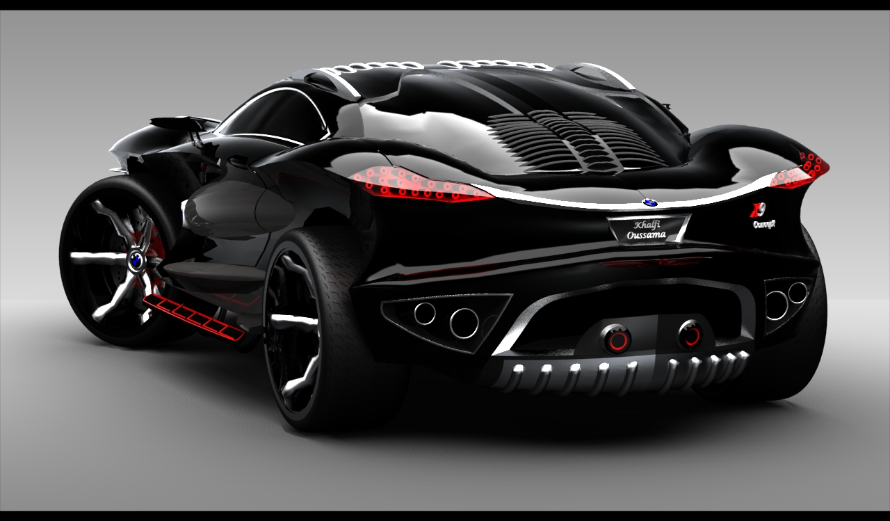 BMW X9 ~ Automotive Todays