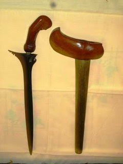 keris legendaris indonesia