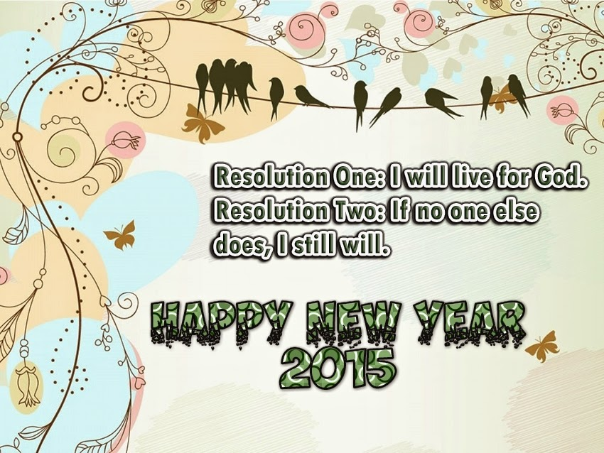 Happy New Year 2015 Resolutions Best Quotes