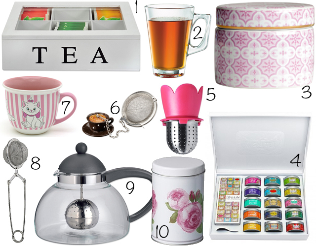 tea accessories from the web